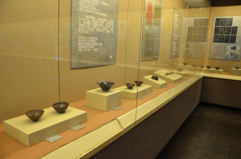 """半坡博物馆举办""""见盏——寻味千年造盏工艺""""展"""